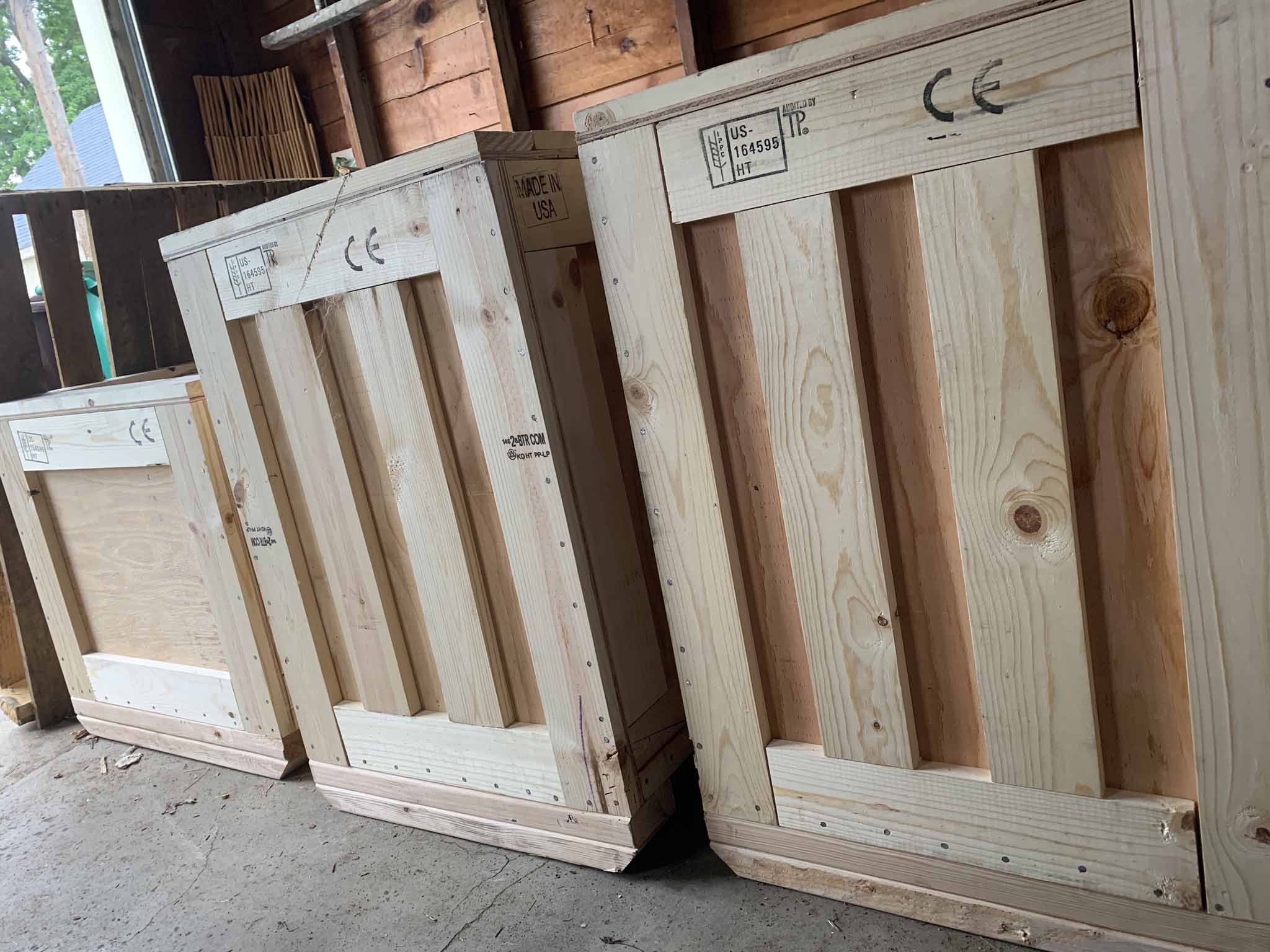 Alexia Series 2 Crates