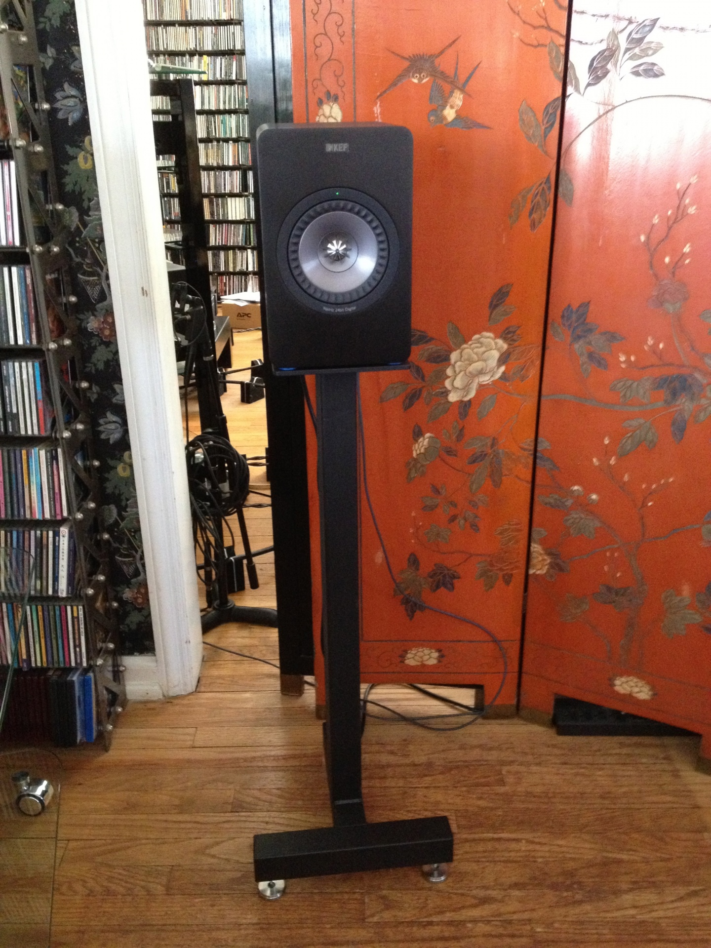 KEF X300A My Solution To Bringing Music Another Room