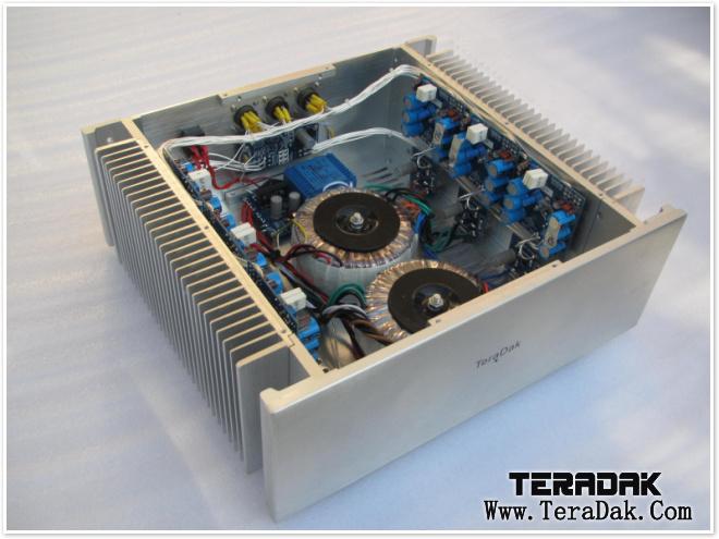 Teradak Computer Linear Power Supply Music Servers