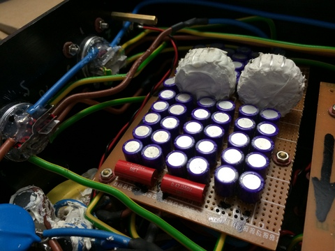 DIY Linear Power Supply for CAT - Music Servers - Audiophile Style