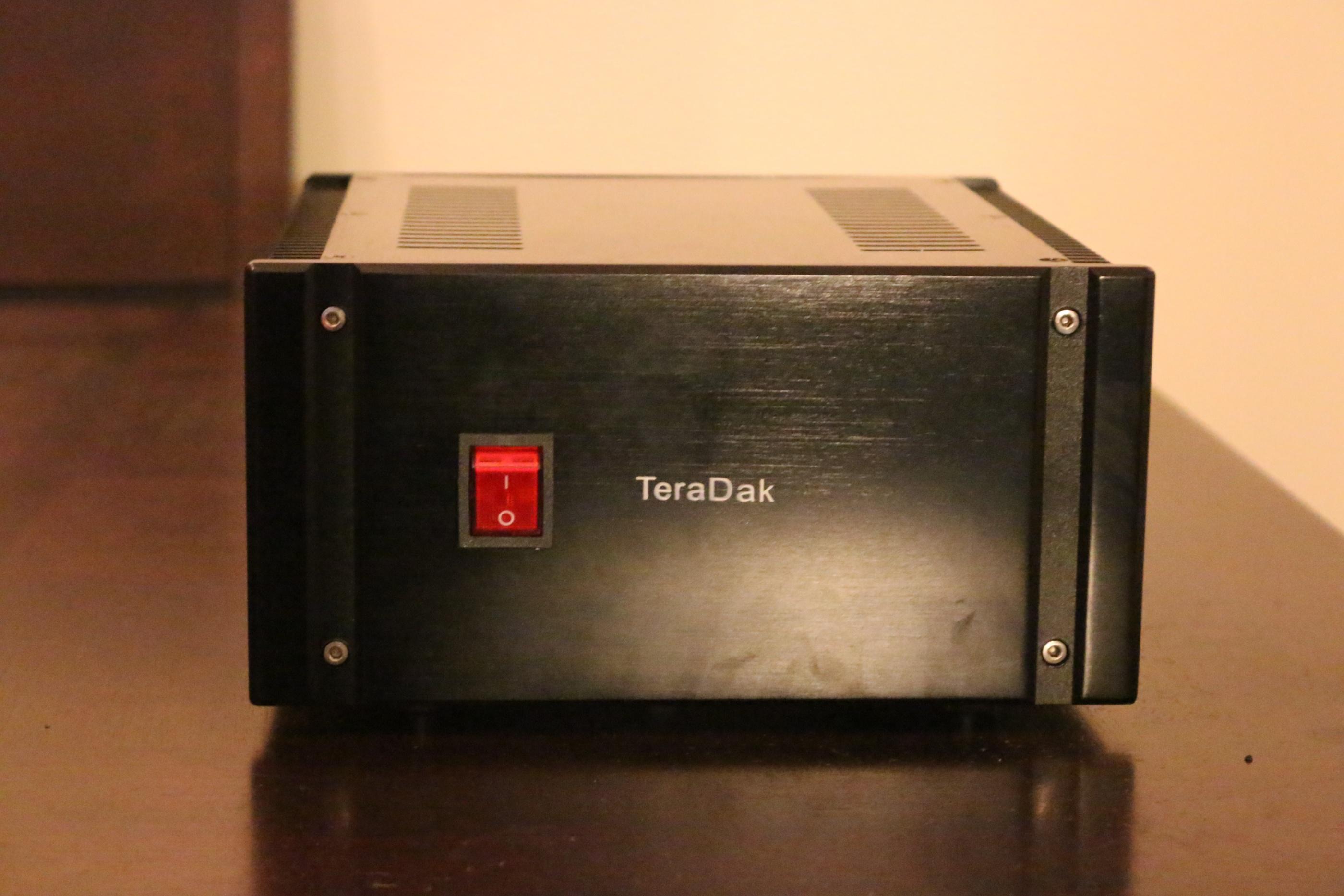Teradak Computer Linear Power Supply Page 3 Music Servers 2