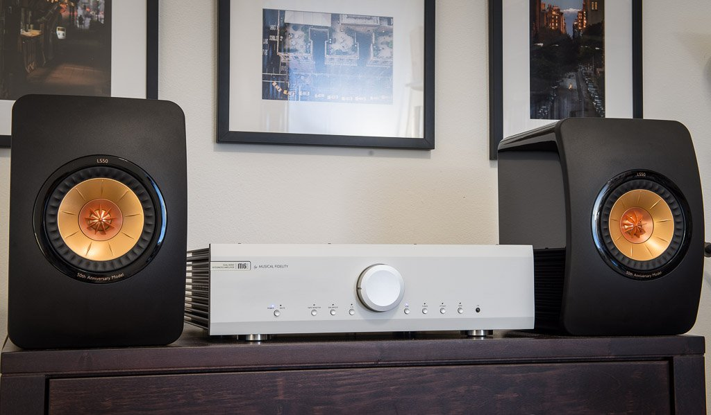 kef ls50. recently, i wanted to try dsp so had switch separates (i have subs didn\u0027t use the tape loop). as an experiment after reading avsforum a bit, kef ls50