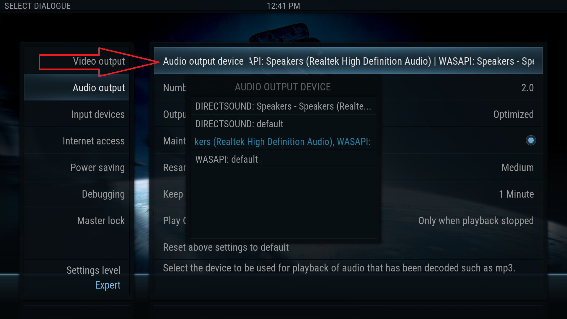No 5 1 0r 7 1 over HDMI from GPU - General Forum