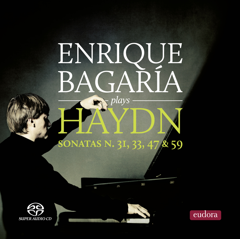 Enrique Bagaría Plays Haydn in DSD 256 - Music Downloads & Streaming