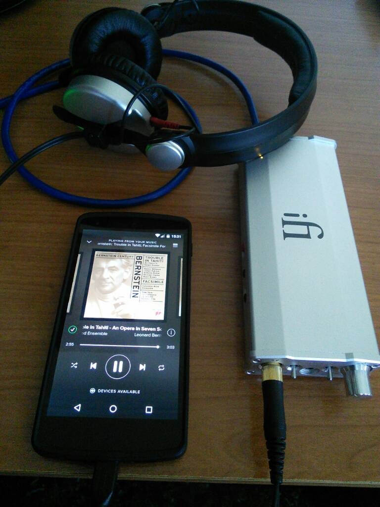 Android and Hifi Audio - DAC - Digital to Analog Conversion