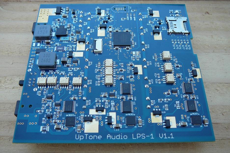 UpTone UltraCap LPS-1 proto top.jpg