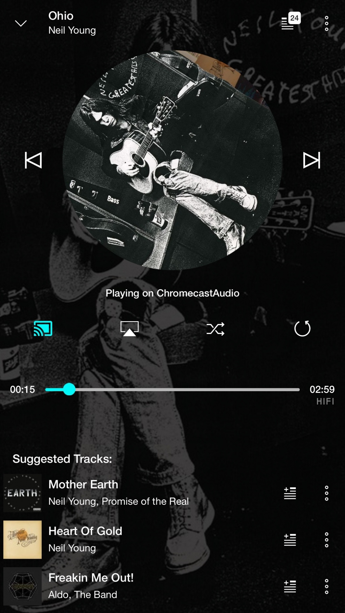 Tidal Now Has Chromecast Support! - Networking, Networked
