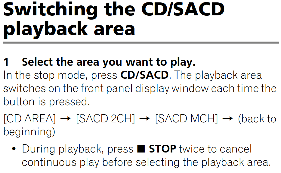 SACD Ripping using an Oppo or Pioneer? Yes, it's true