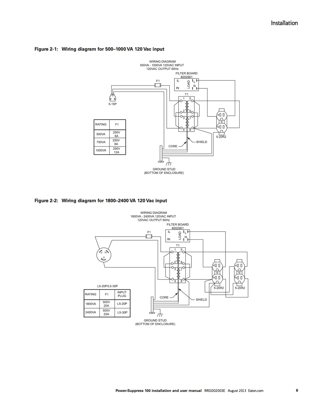 topaz isolation transformer wiring diagram