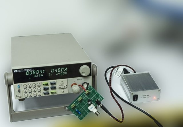 Power Supply (8+) Group Test, LPS and SMPS - DAC - Digital