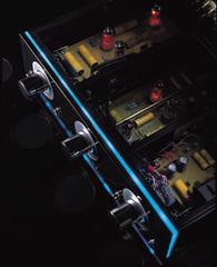 Hovland HP-100 Interior