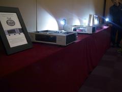 Aurender room at the Seoul International Audio Show