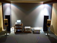 Smart Audio Division listening room