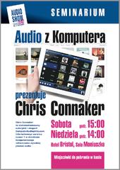 Poland seminar poster for Poland Audio Show