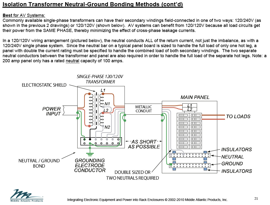 Discussion of AC mains isolation transformers started wposts moved