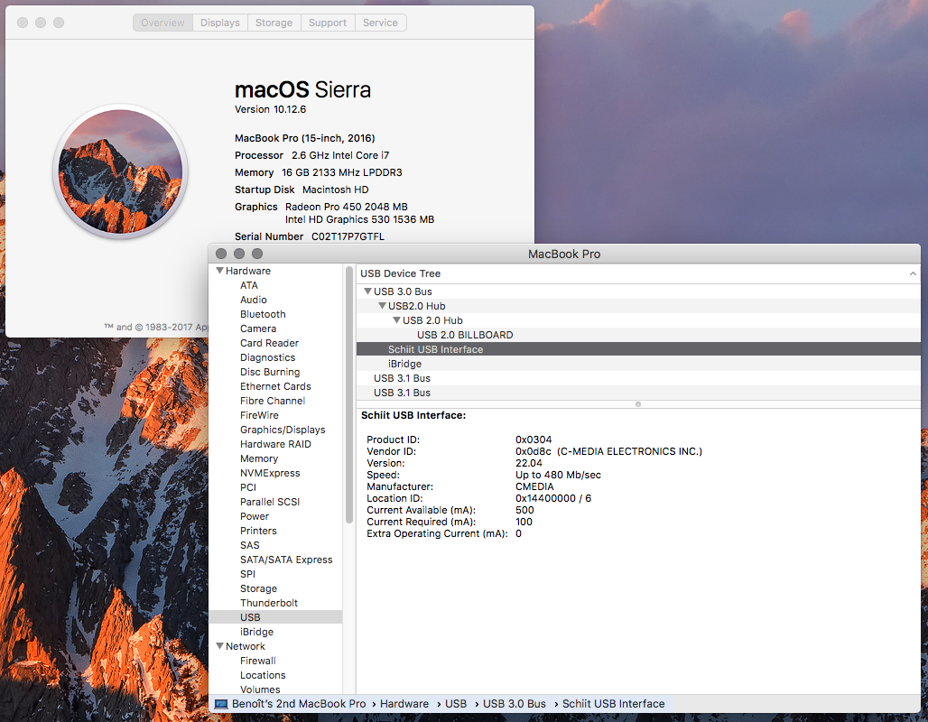 Mac OS Sierra and DAC problems? - Page 3 - General Forum