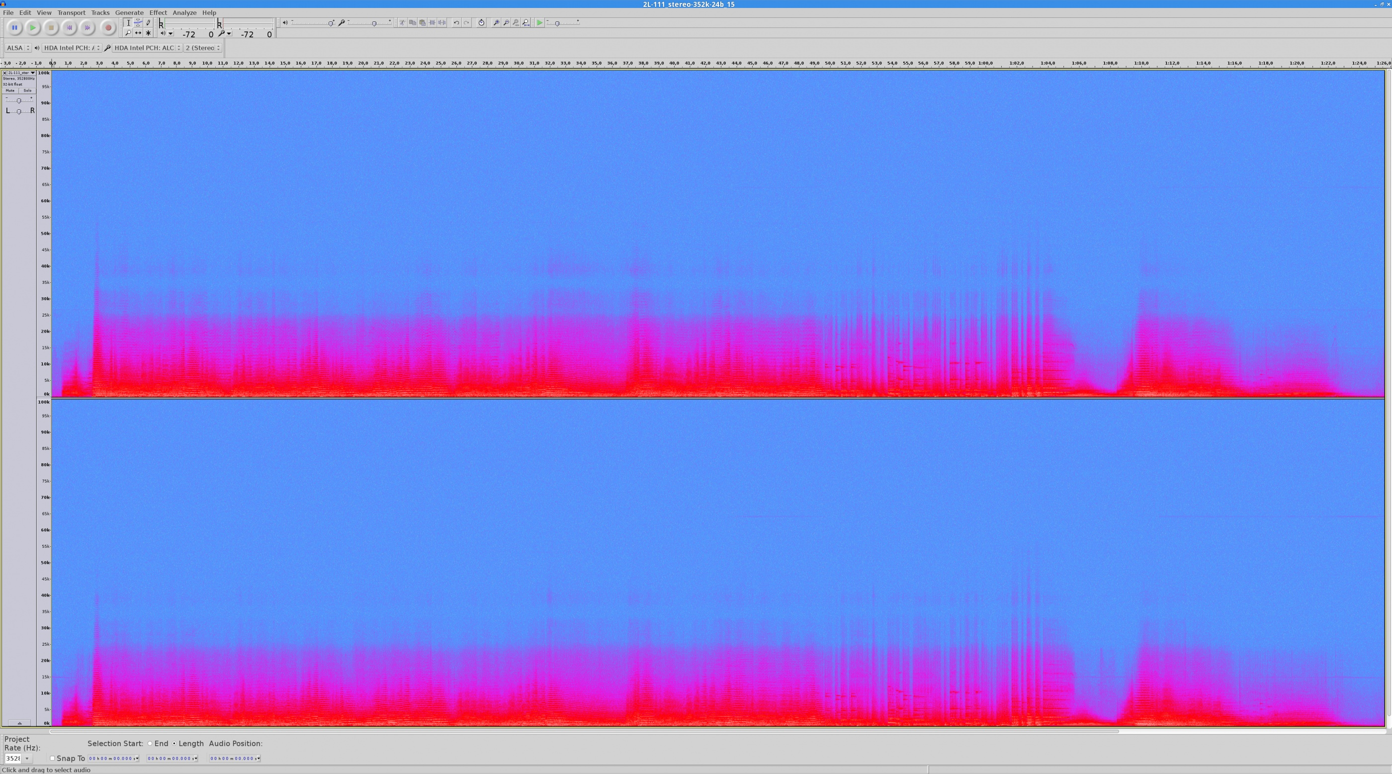 Some analysis and comparison of MQA encoded FLAC vs normal