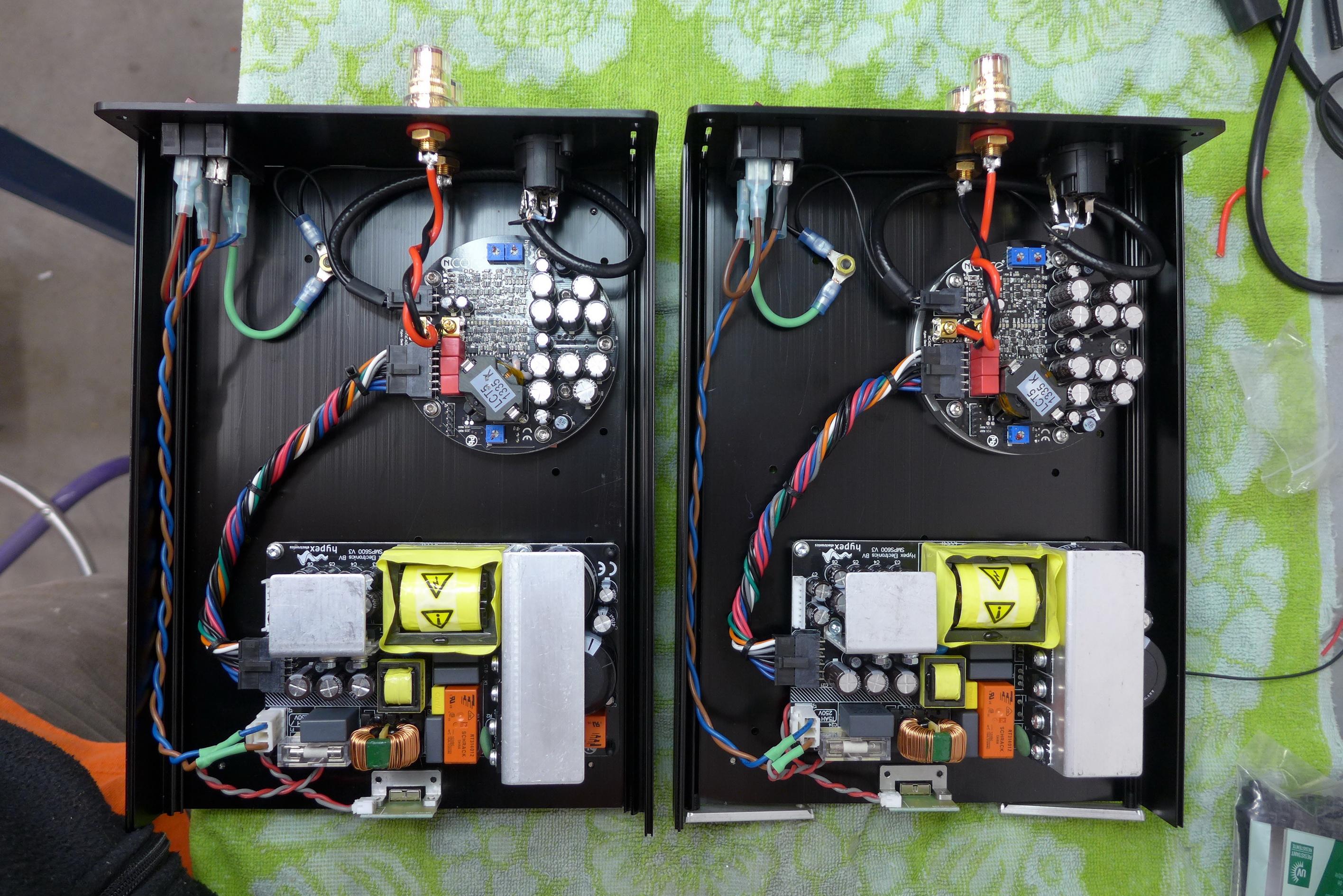 Hypex Class D Kit