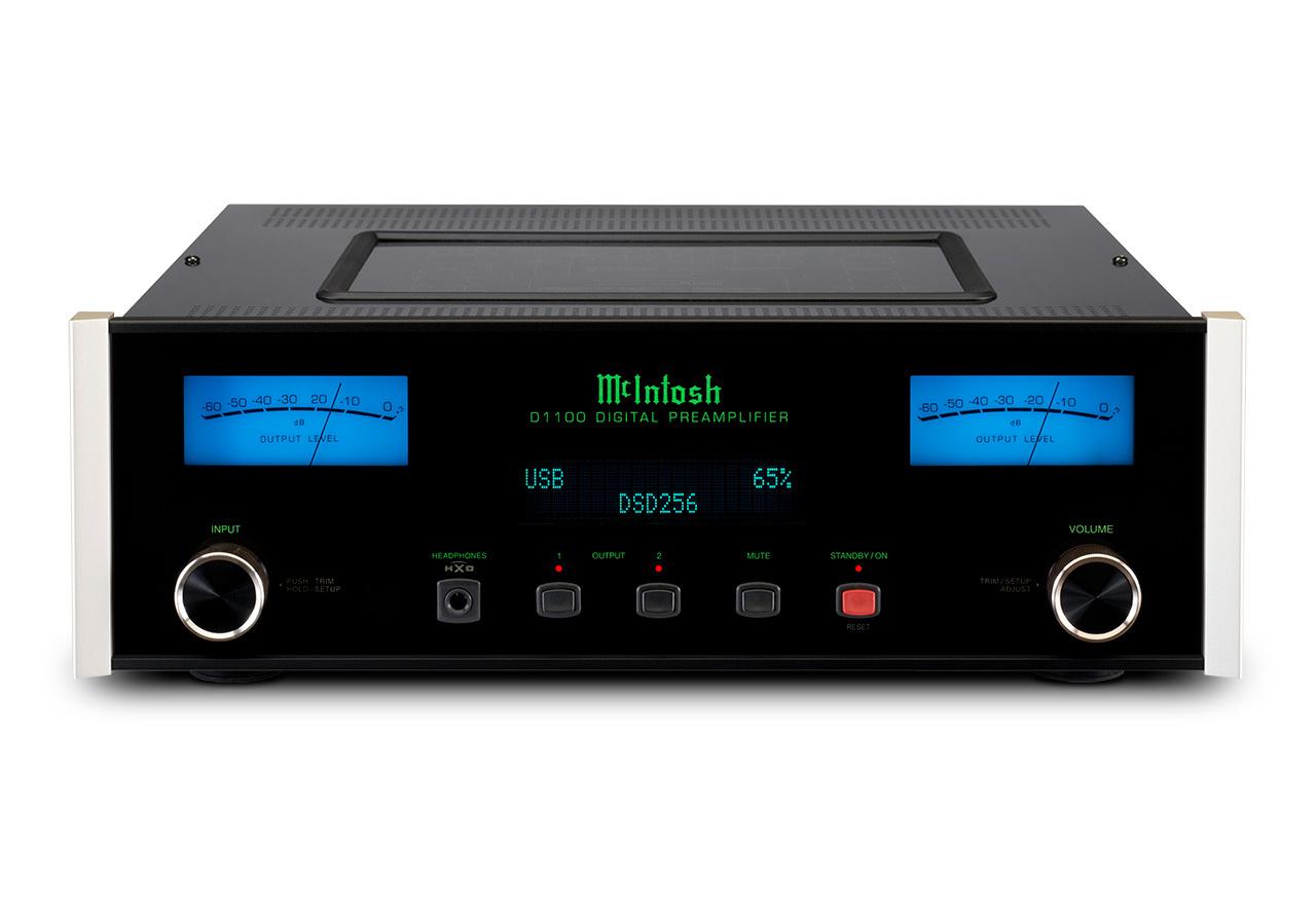 McIntosh D1100 Digital Preamplifier DAC Review - Part Two