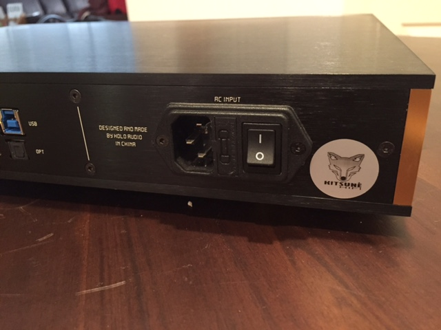 SOLD* Holo Spring Level 3 DAC - Buy & Sell Audio and