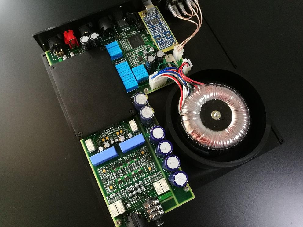 HOLO Audio Spring DAC - R2R DSD512 - Page 24 - DAC - Digital