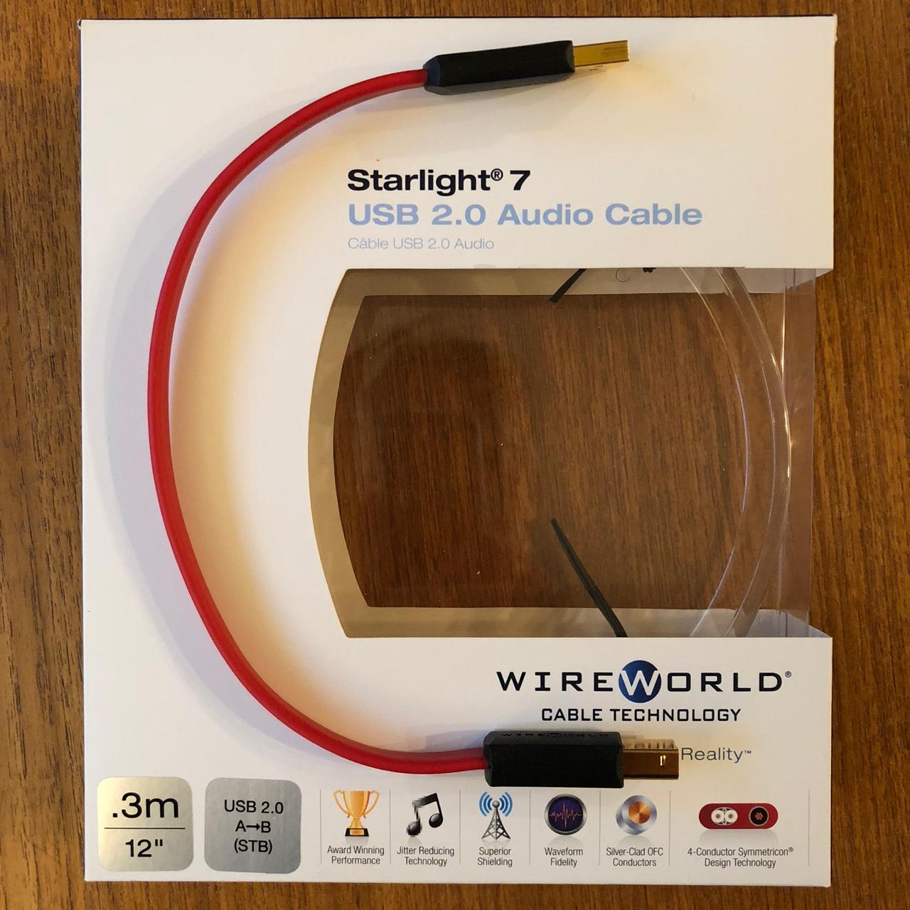 Fs wireworld starlight 7 usb 20 flat cable 03m buy sell audio img3976g publicscrutiny Choice Image