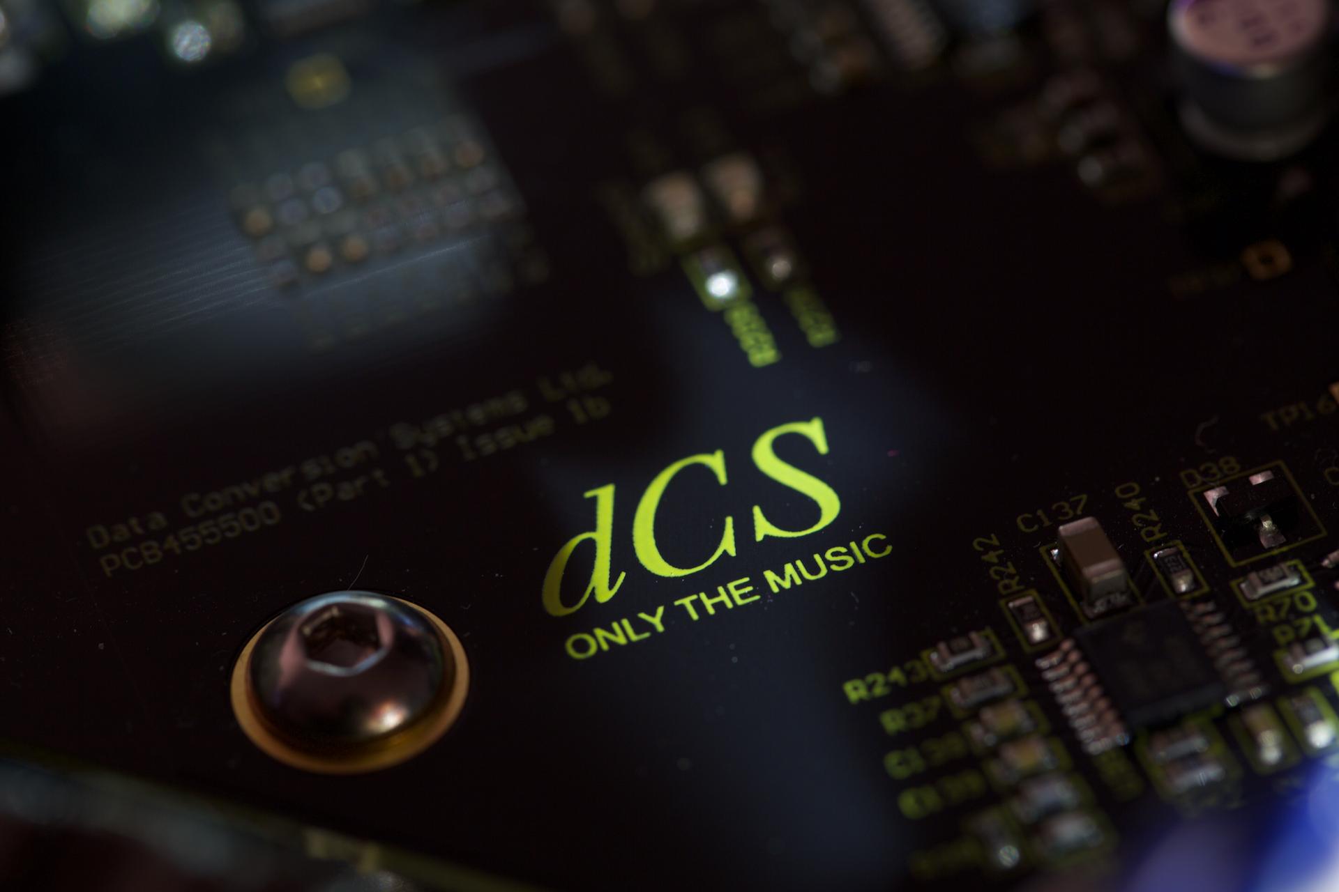 Volume 1 - dCS Network Bridge