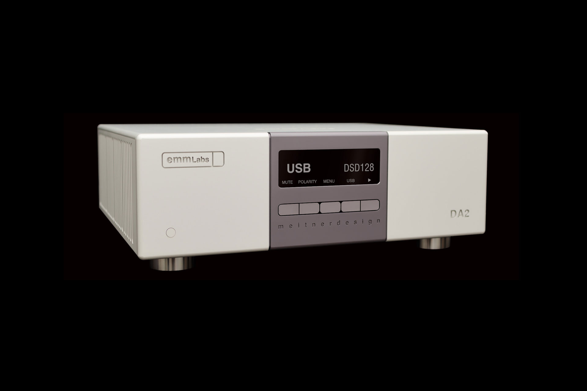 EMM Labs DA2 Reference DAC and PRE Stereo Preamplifier Review