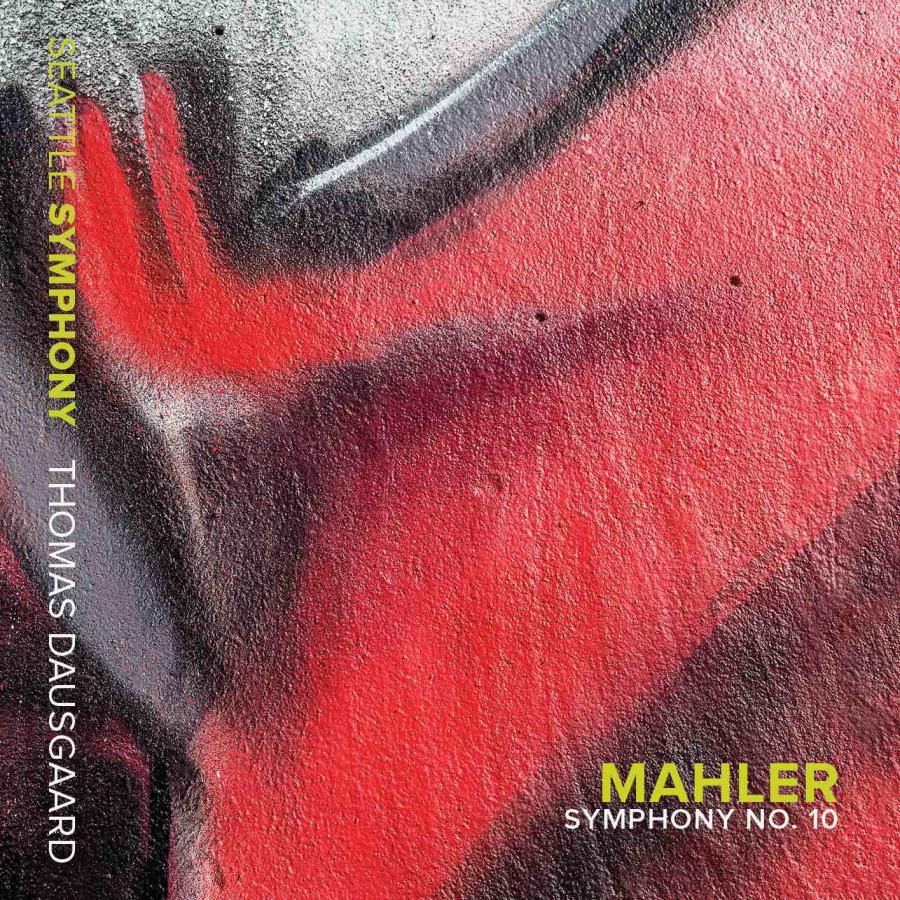 Mahler Symphony No. 10 in F-Sharp Minor (Completed D. Cooke, 1976) [Live]-v2.jpg