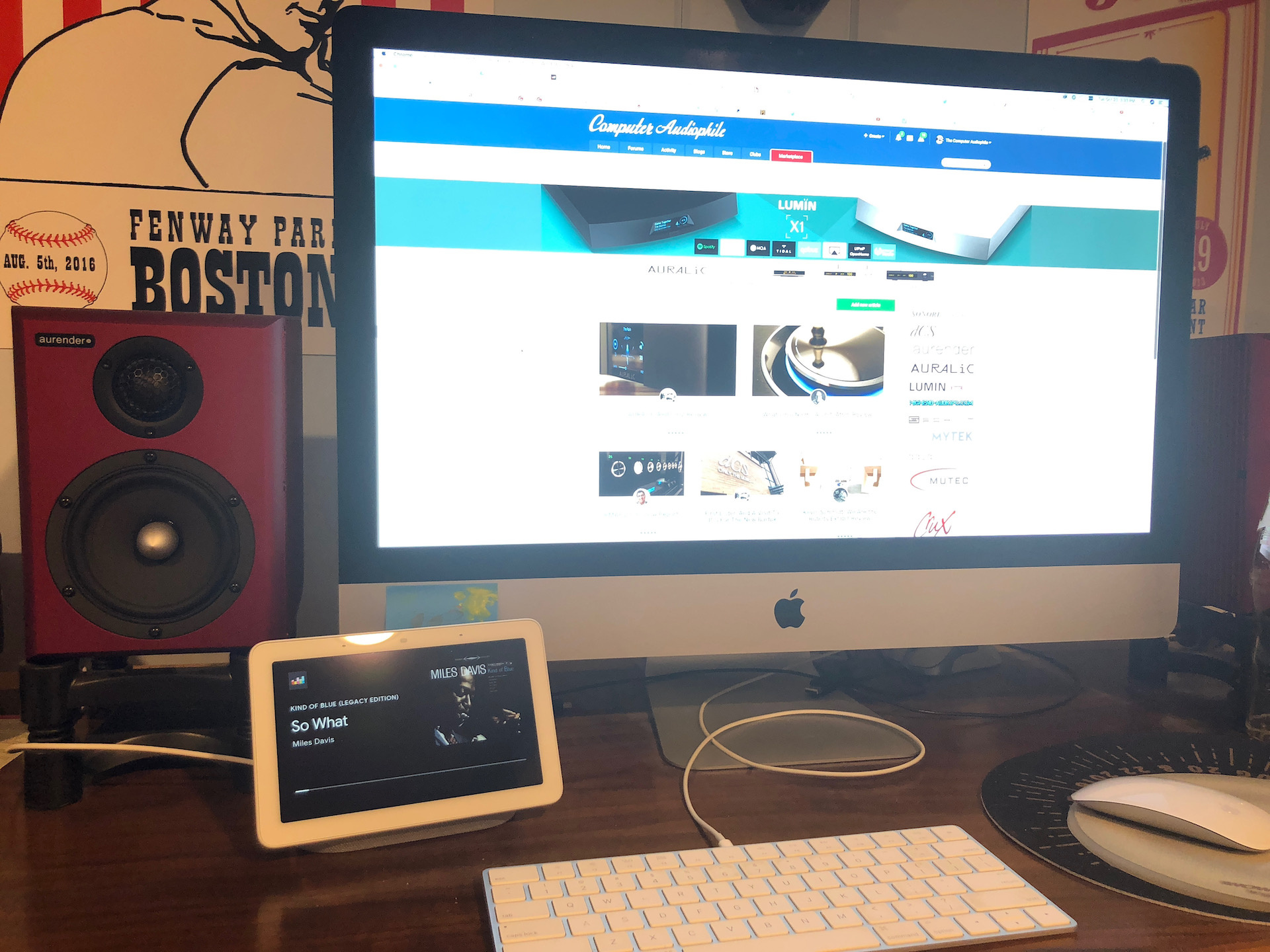 Google Home Hub for HiFi? - Bits and Bytes - Audiophile Style