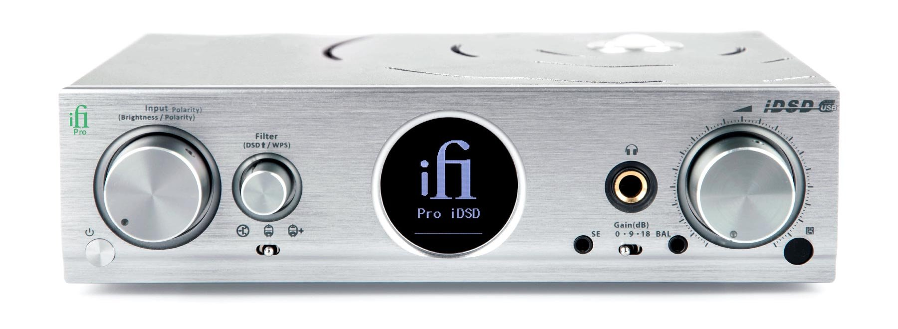 My Quest for a New DAC, Part 4 - iFi Pro iDSD (and friends)
