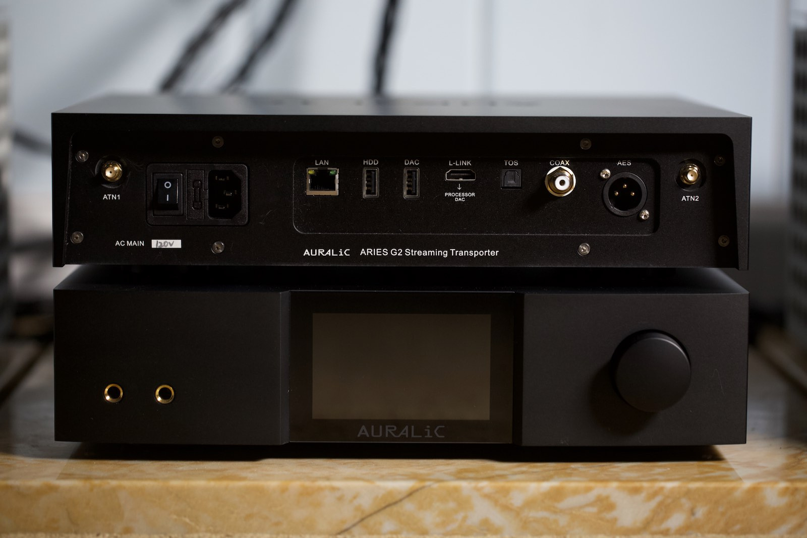 AURALiC ARIES G2 Review - Page 2 - Reviews - Audiophile Style