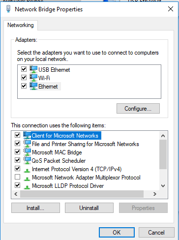 what is multiplexor protocol windows 10