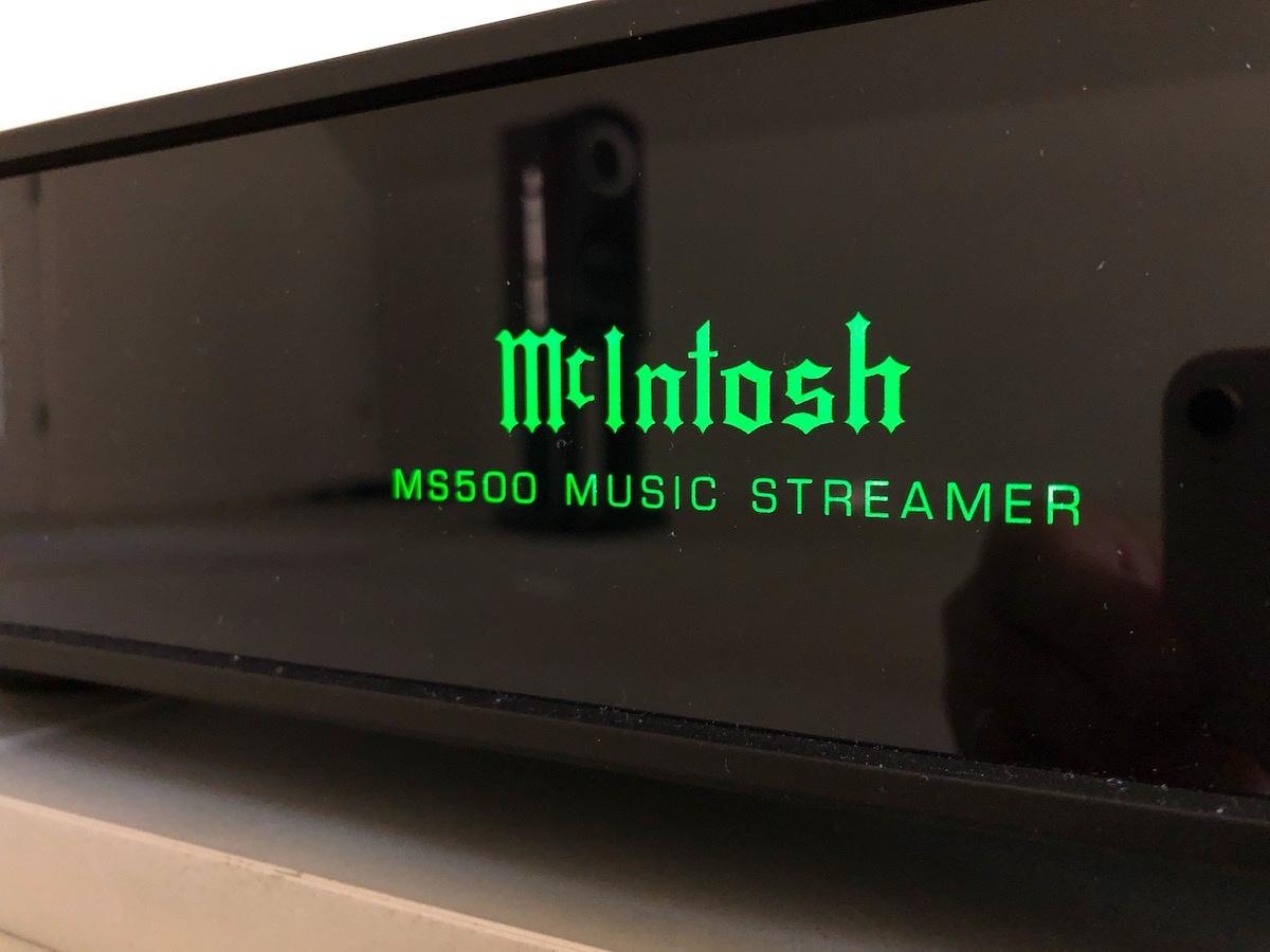 McIntosh MS500 Music Streamer Review