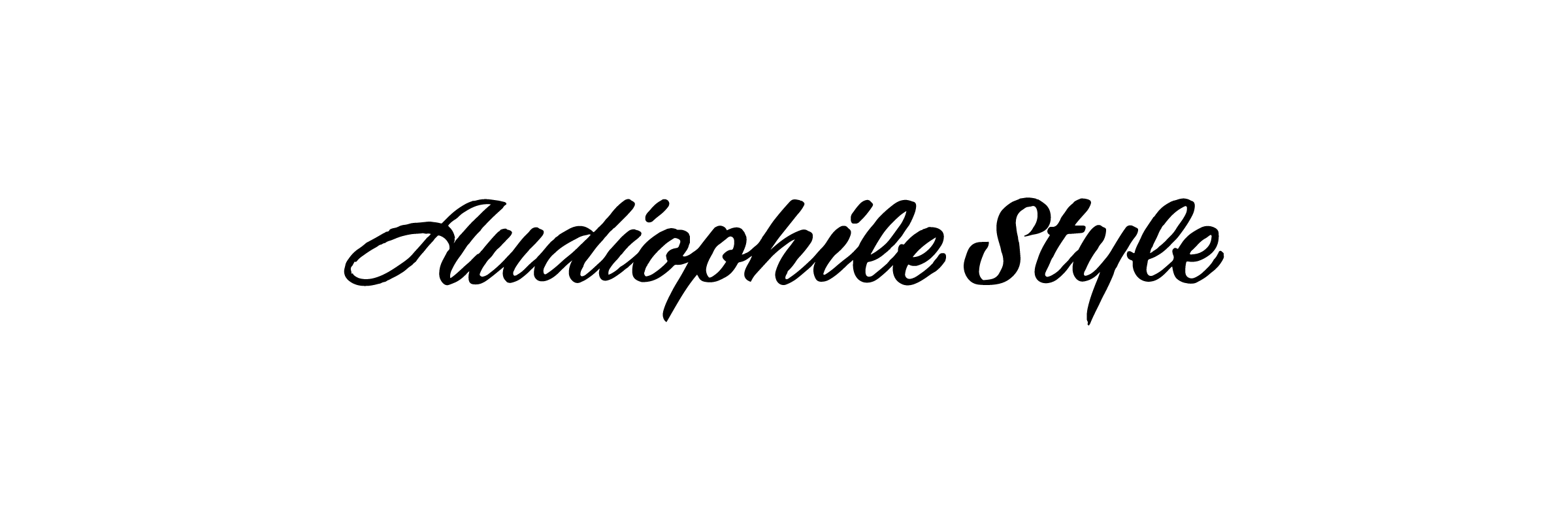 CA is now Audiophile Style!