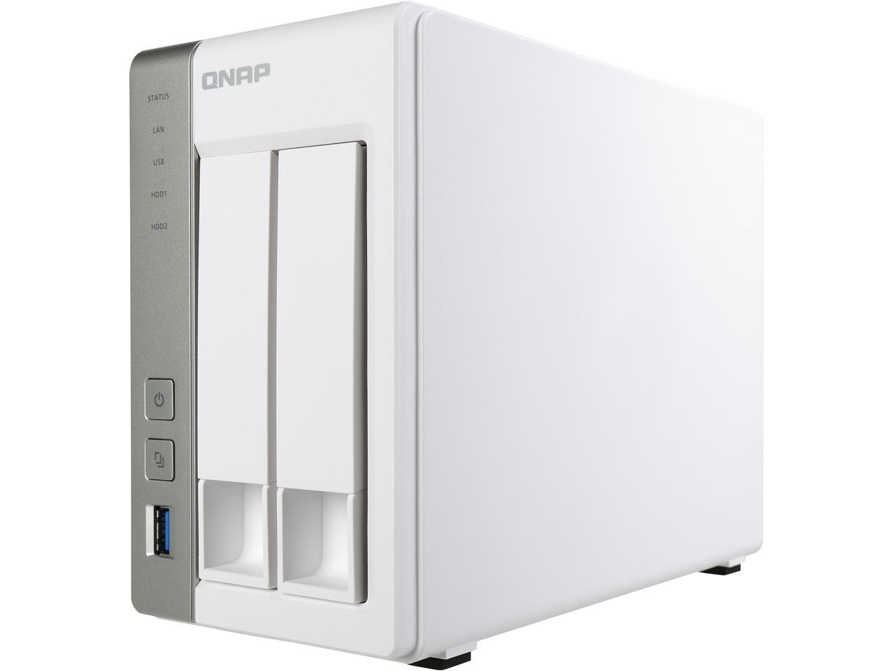 The NAS  (Network Attached Storage)