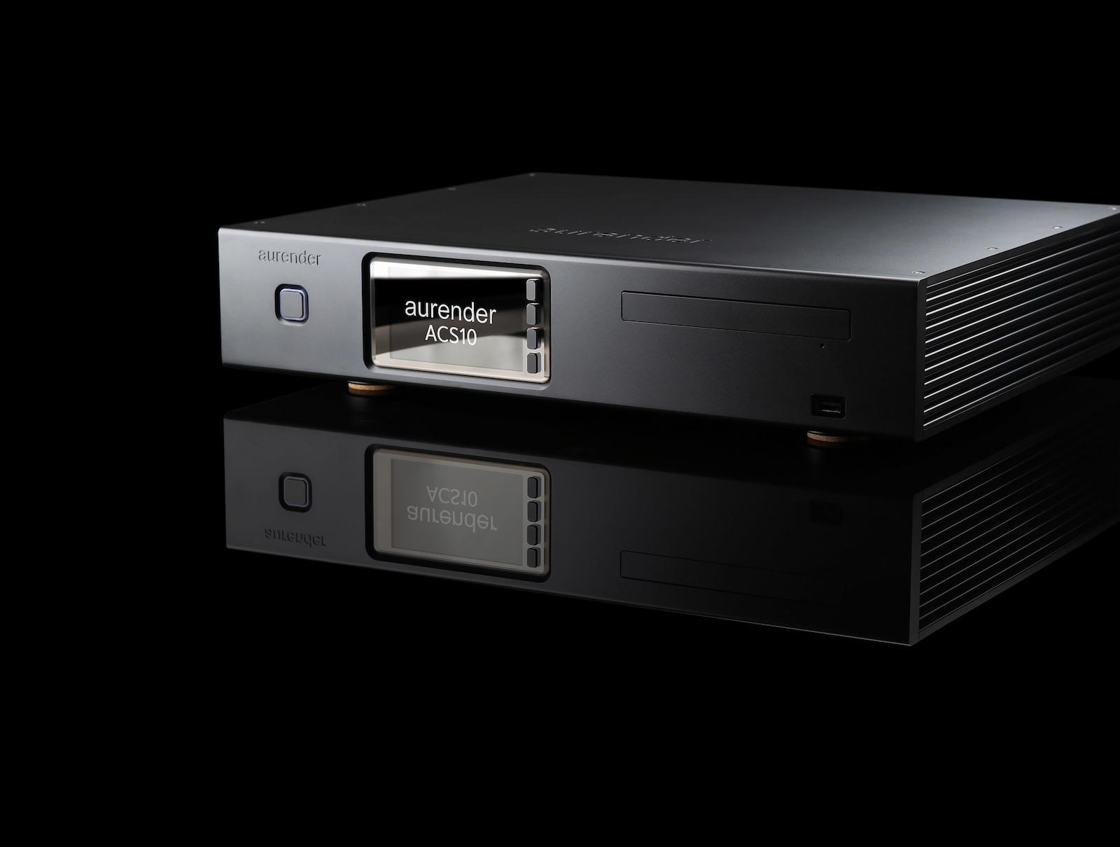 Aurender Content Server ACS10 Full Review