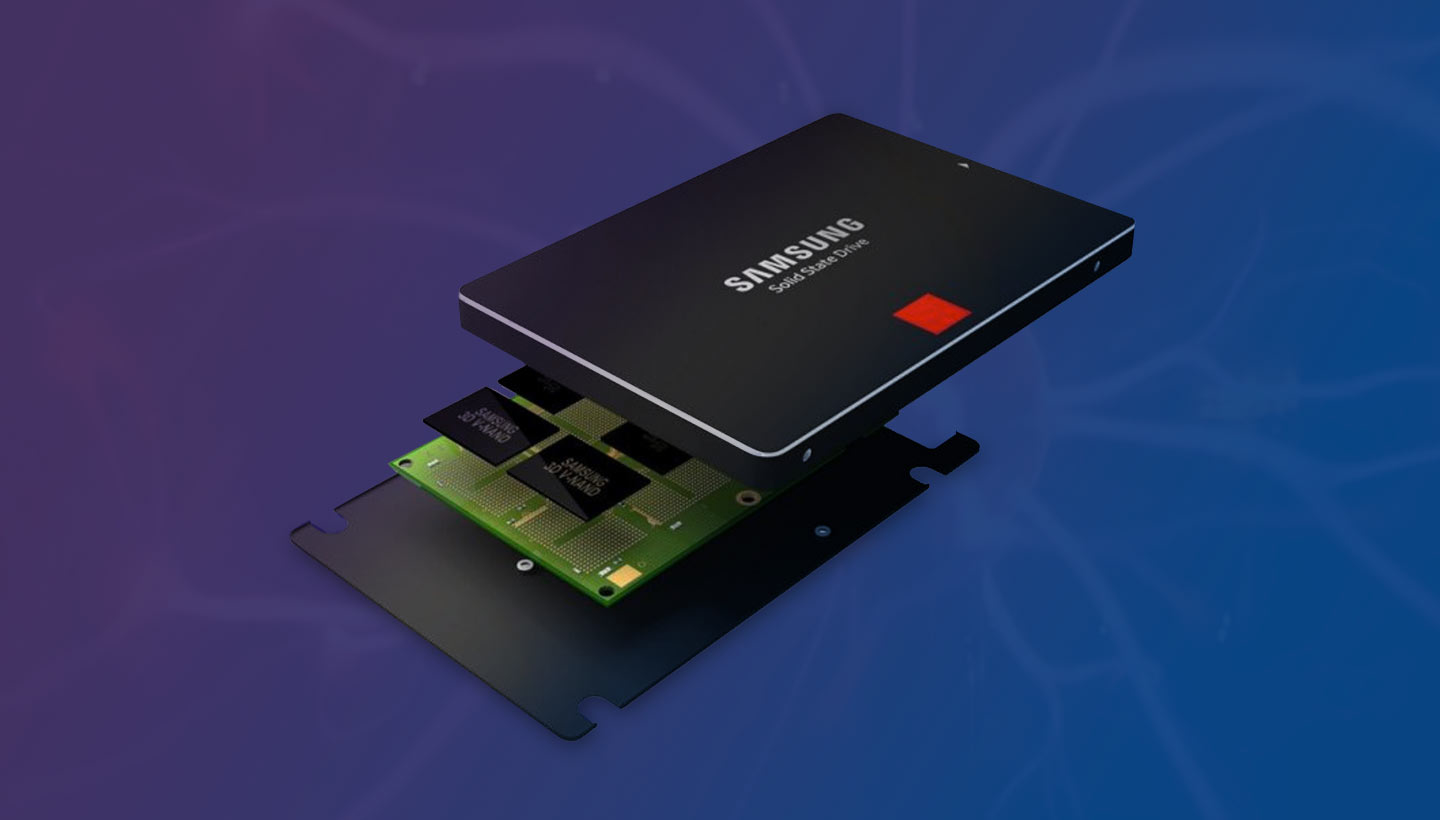 An interesting  article about SSD (Solid State Drives)
