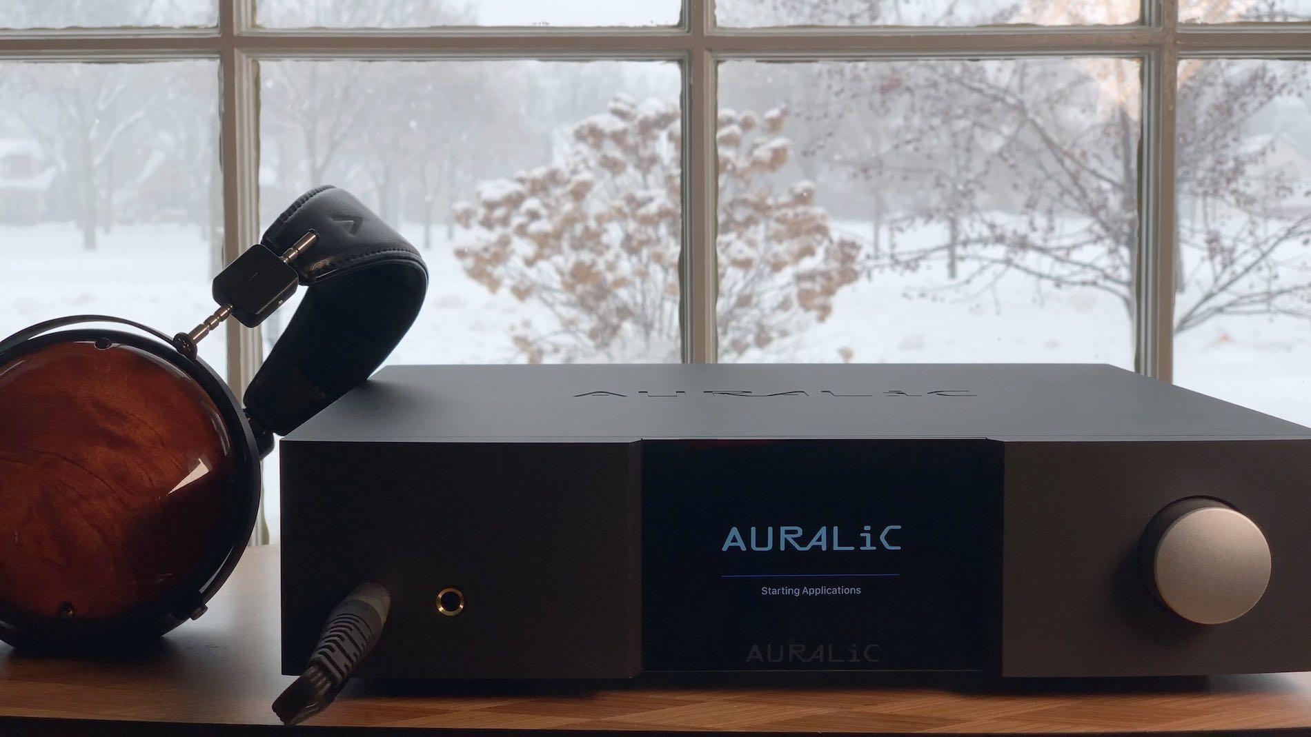 Audiophile 5: AURALiC VEGA G1 In 5 Minutes