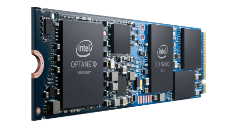 What is all this new disk stuff? -- M.2, NVME, Optane