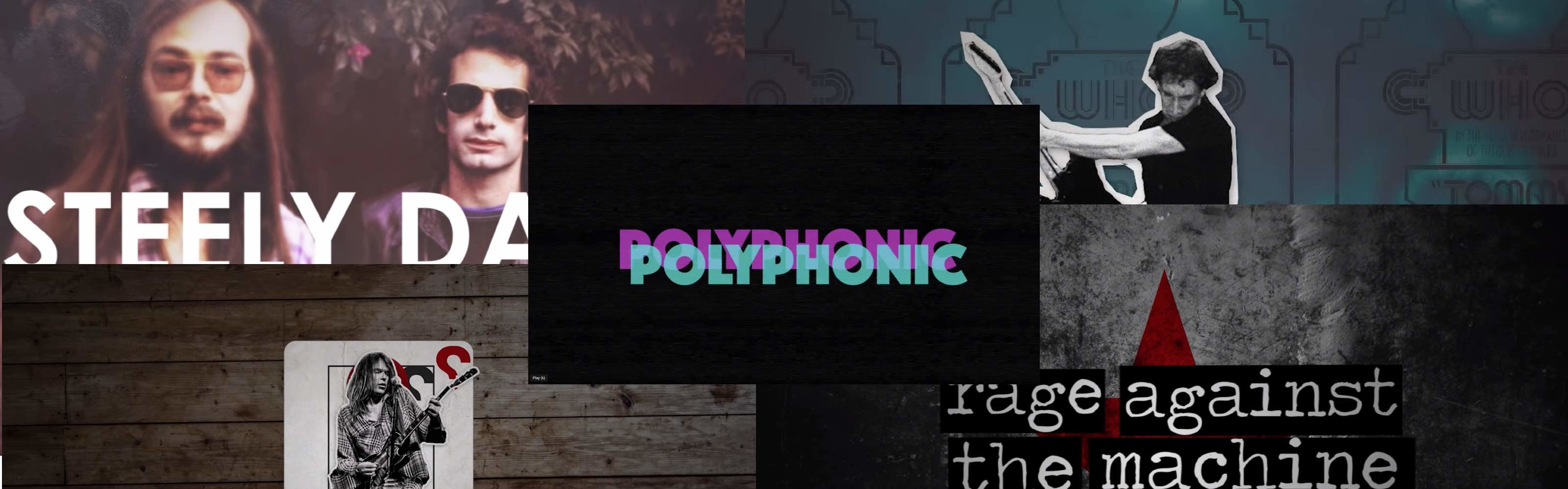 Polyphonic: Video Essays About Music