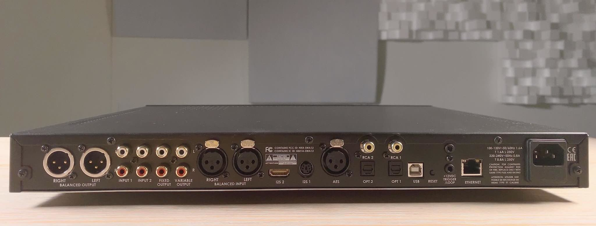 Audiophile 5: Elac DDP-2 DAC / Preamp / Streamer In 5 Minutes