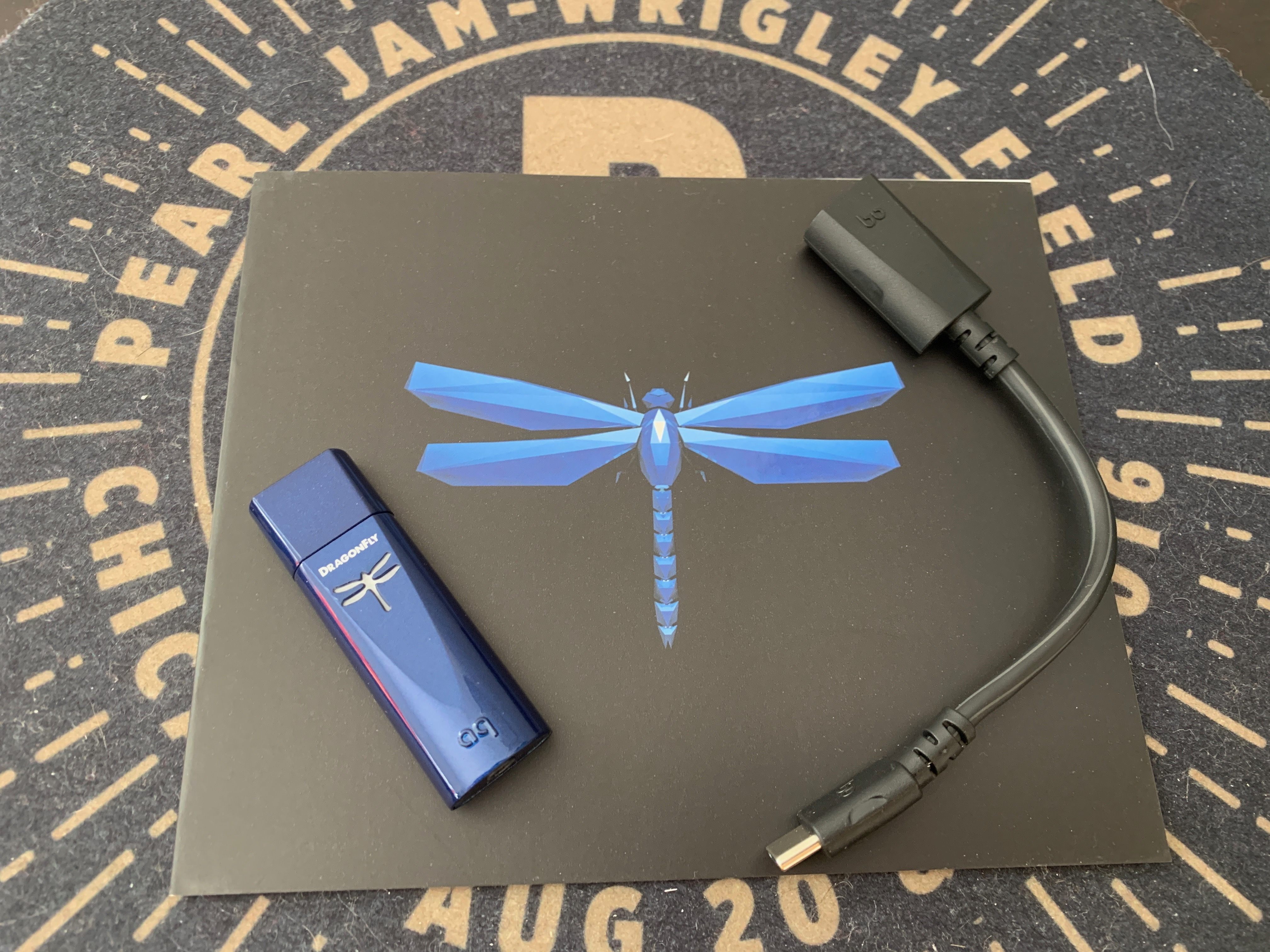 New AudioQuest DragonFly Cobalt - Bits and Bytes