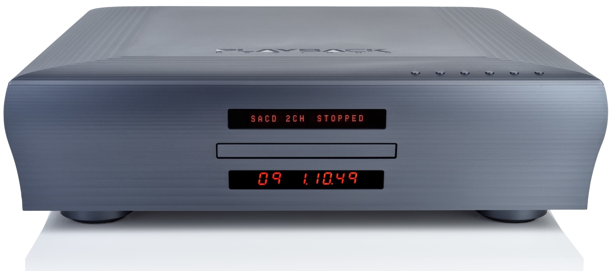 Playback Designs MPS-8 CD/SACD player, DAC and Streamer Full Review