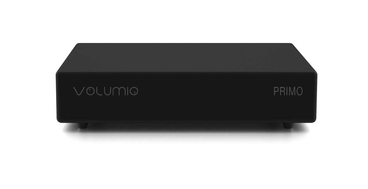 Volumio Primo review - Reviews - Audiophile Style