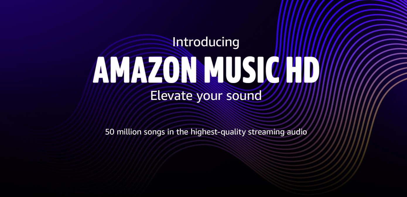 Amazon Music HD Launches