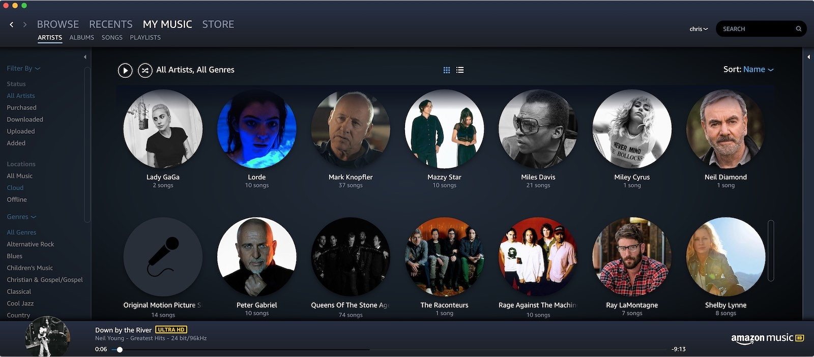Amazon Music HD With iOS, macOS, Windows 10, BluOS, and a Sonos Port