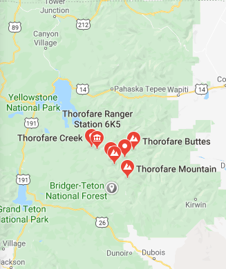 Remote locale in NW Wyoming using 4G/LTE cell service for TIDAL