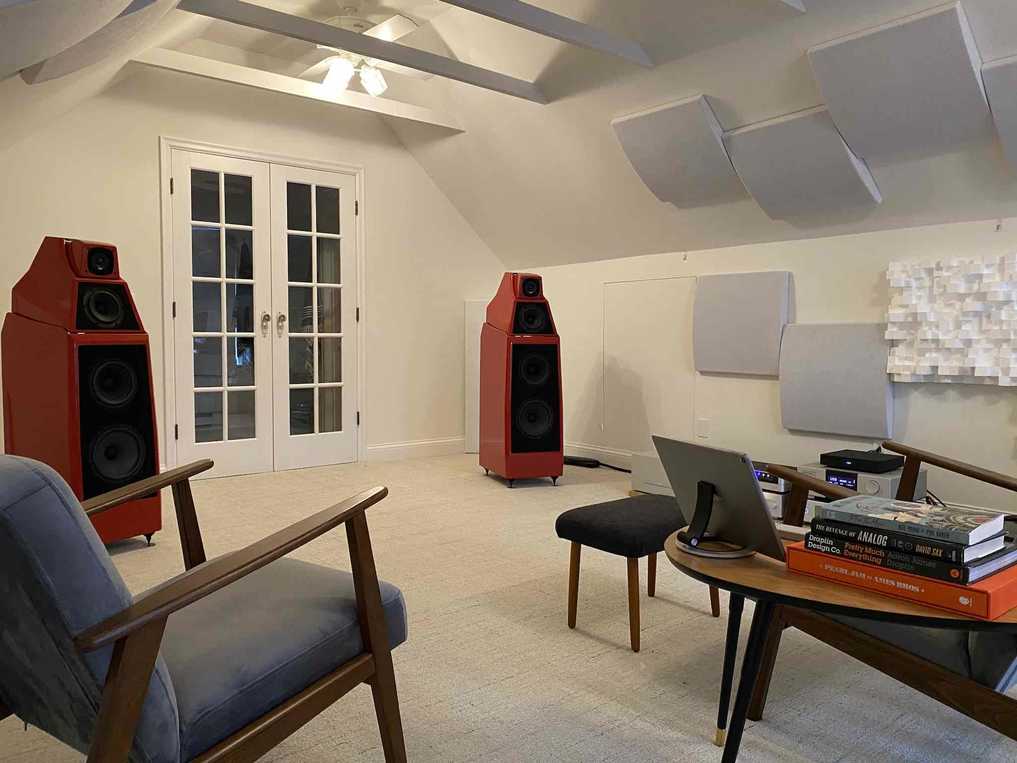 A New Listening Room Part Two: Acoustics, Speakers, DSP