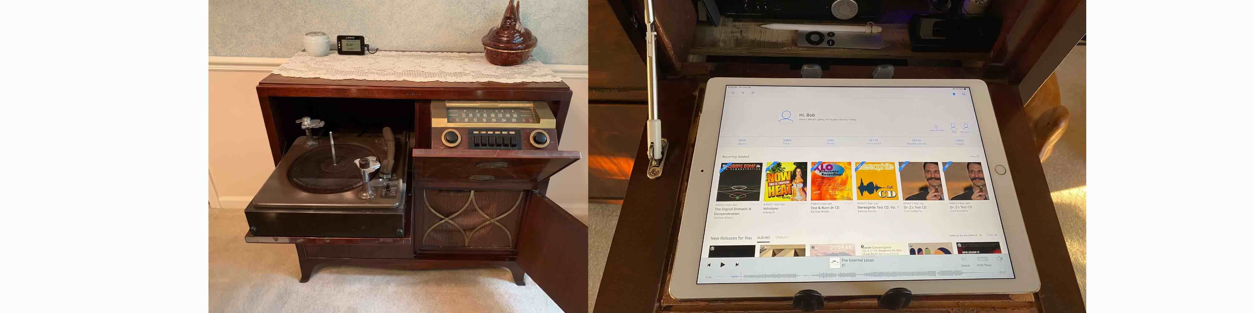 RCA Victrola 711V3 2020 | His Master's Voice Reimagined